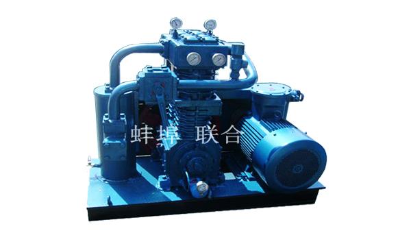 无油液化石油气压缩机图片